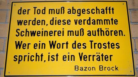 Bazon Brock
