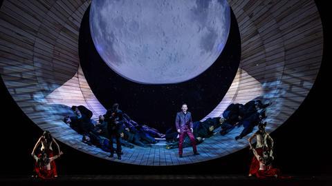 """Grand Théâtre de Bordeaux: """"Le démon"""" von Anton Rubinstein"""