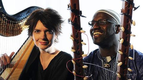 Catrin Finch und Seckou Keita
