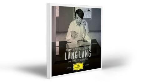 CD Mockup Lang Lang Goldberg-Variationen