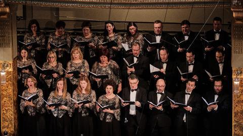 Der Chor des Ungarischen Rundfunks