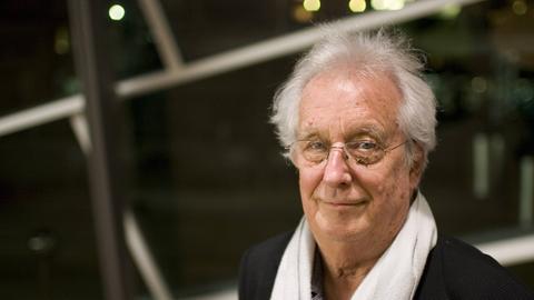 Der Komponist Dieter Schnebel