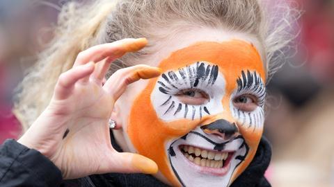 Karneval Tiger