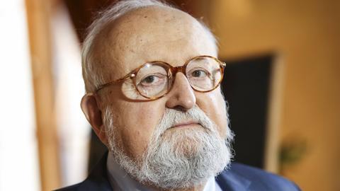 Krzystof Penderecki