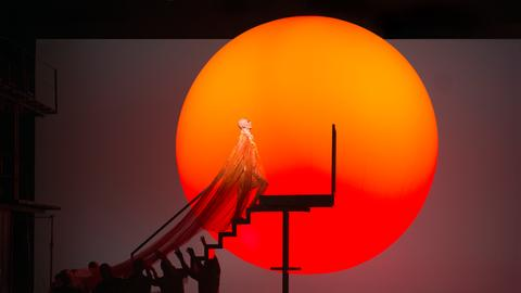 Metropolitan Opera Met New York Akhnaten