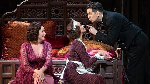 """MET New York """"Figaros Hochzeit"""""""
