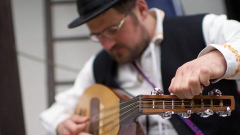 Ungarischer Musiker