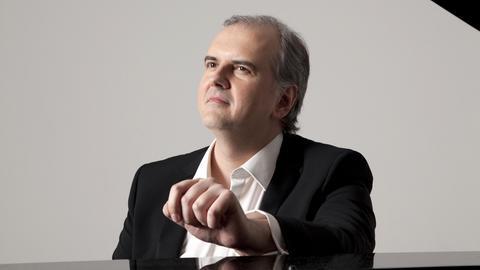 Der Pianist Nicholas Angelich