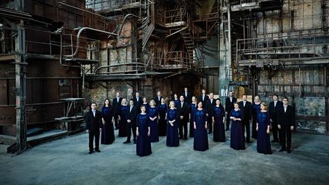 Philharmonischer Kammerchor Estland Estonian Philharmonic Chamber Choir