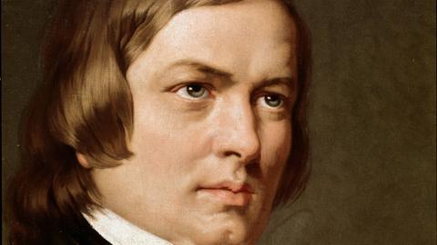 Robert Schumann, Maler unbekannt, Conservatorio di musica San Pietro a Majella, Neapel