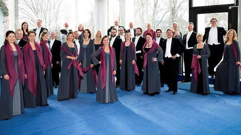 Schwedischer Rundfunkchor Radio-Chor Radiokören