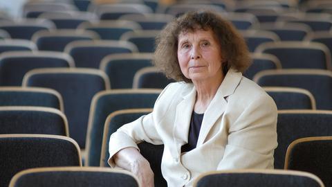 Die Komponistin Sofia Gubaidulina