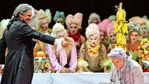"Staatstheater Hannover ""La juive"""