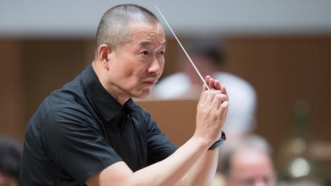 Der chinesische Komponist Tan Dun