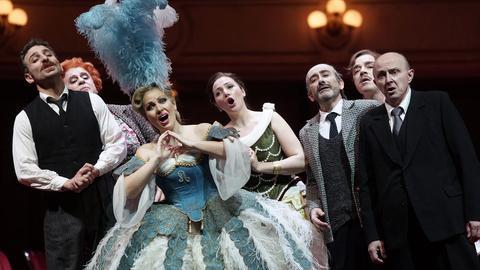 Teatro Real: Viva la Mamma