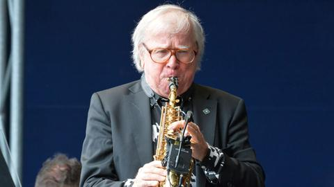 Klaus Doldinger beim Rheingau Musik Festival 2017