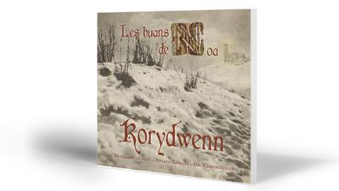 Weihnachtslieder aus der Bretagne   Korydwenn – Les buans de Noa