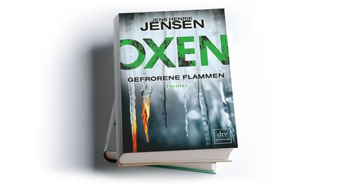 Empfehlung Krimi MimiJens Henrick Jensen, Oxen – gefrorenen Flammen