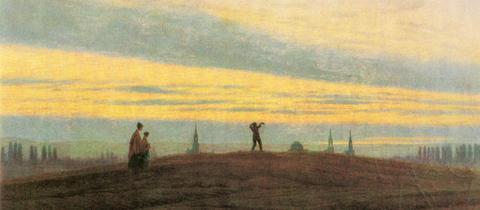 Caspar David Friedrich: Abendstern