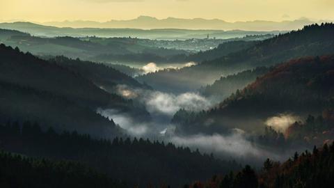 Landschaft von Kilian Schönberger