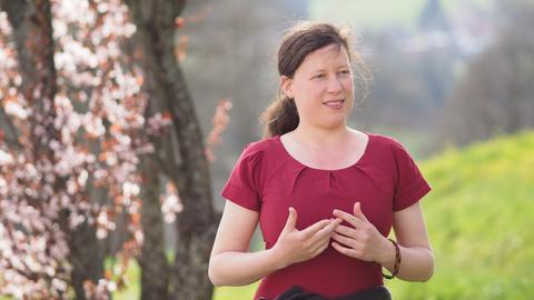 Lea Fink, Forscherin am Max-Planck-Institut für empirische Ästhetik