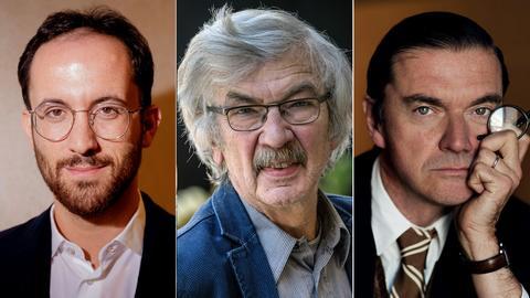 Igor Levit, Christoph Hein, Eckhard Nickel
