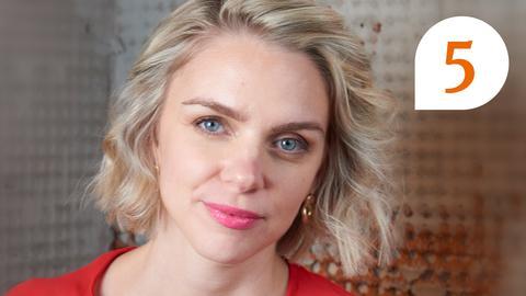 Susanne Gregor: Das letzte rote Jahr (5|18)