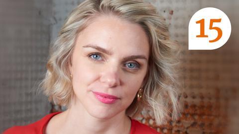 Susanne Gregor: Das letzte rote Jahr (15|18)