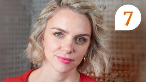 Susanne Gregor: Das letzte rote Jahr (7|18)