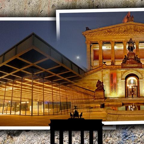Nationalgalerien Ost und West