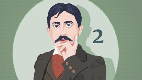 M. Proust: Der geheimnisvolle Briefschreiber (2|3)