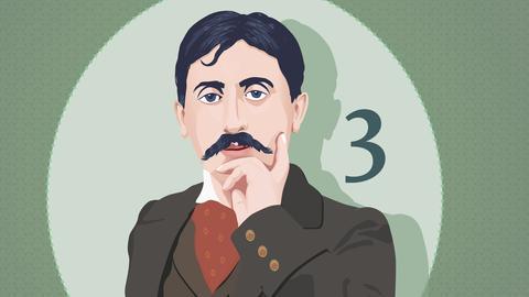 M. Proust: Der geheimnisvolle Briefschreiber (3|3)