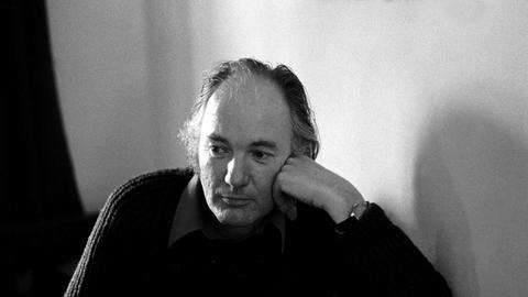 Thomas Bernhard, fotografiert 1981