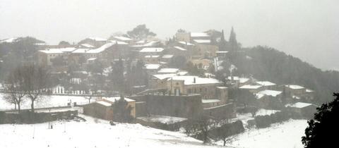 Winter auf Mallorca