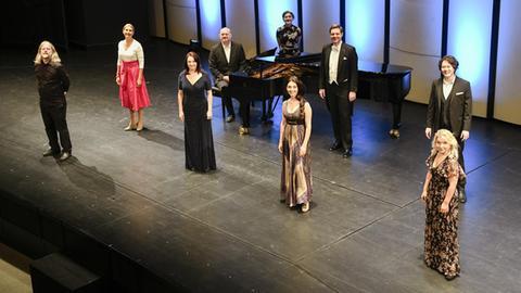 Papageno-Liederabend am Staatstheater Kassel