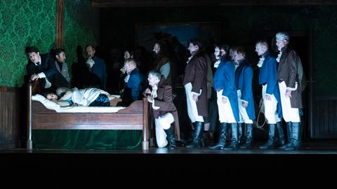 Lucia di Lammermoor am Staatstheater Darmstadt