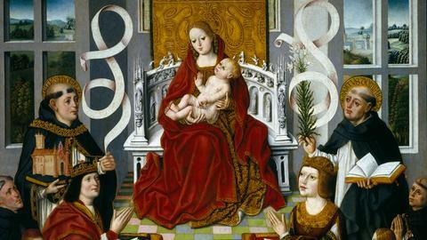 Madonna der Katholischen Könige