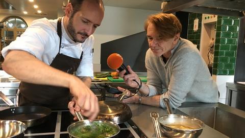 Kulinarischen Streifzug Februar der Bornheimer Ratskeller