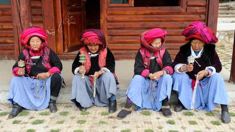 Bei der chinesischen Minderheit der Mosuo herrschen die Frauen.