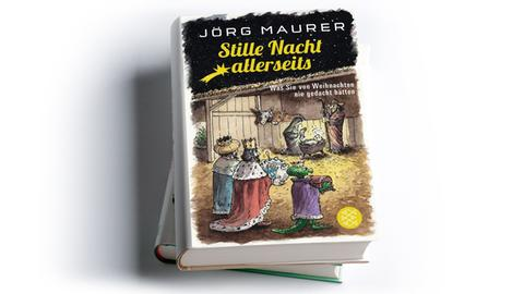 Jörg Maurer: Stille Nacht allerseits