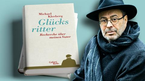 Michael Kleeberg Glücksritter Mock Up