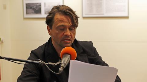 Michael Rotschopf liest Peter Kurzeck