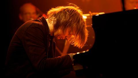 Michael Wollny beim Jazzfestival 2012