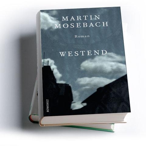 """Buchcover """"Westend"""" von Martin Mosebach"""