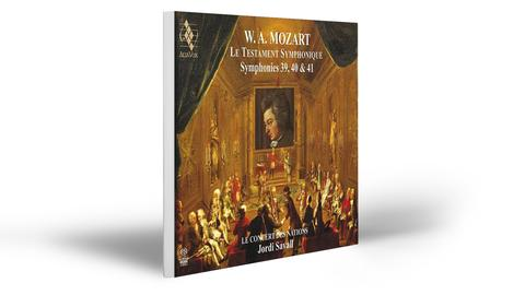 Mozart: Testament Symphonique