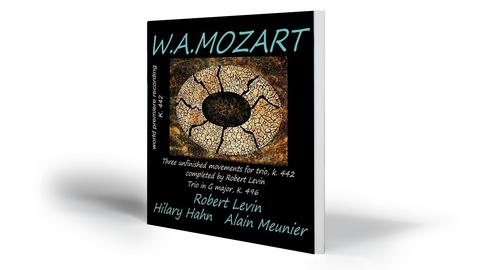 Mozart: Three unfinished movements