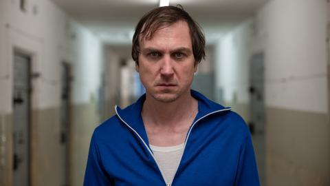 """Lars Eidinger als Franz Walter in einer Szene des Films """"Nahschuss"""""""