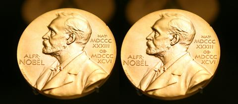 Nobelpreismedaillen