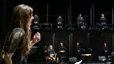 Oper Frankfurt: Inferno