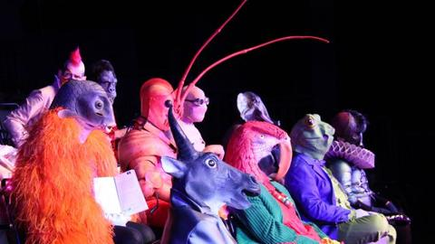 Oper Frankfurt: Karneval der Tiere